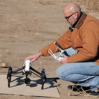 Colorado Springs Gazette Drone Article – December 4, 2016
