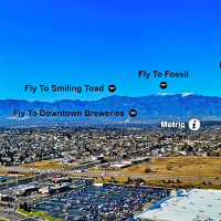 Brewery Tour By Air